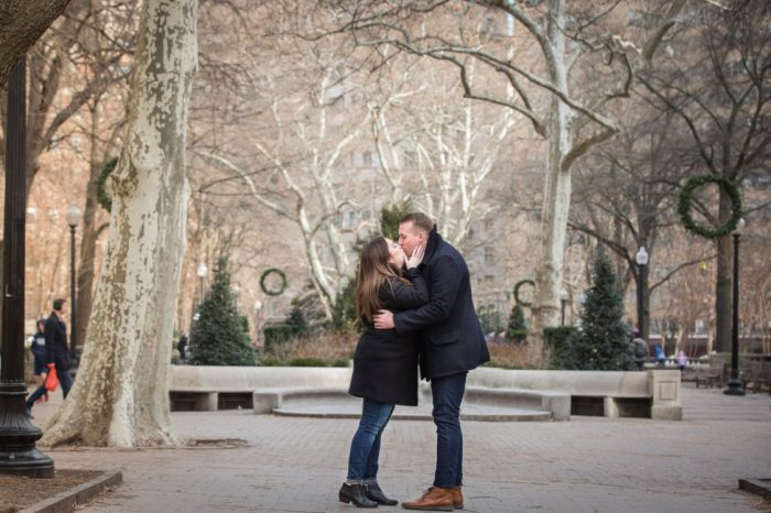 Where to Propose in Rittenhouse Square— Philadelphia, PA