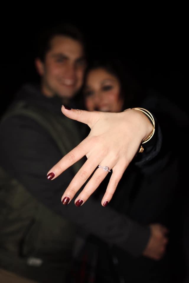 Wedding Proposal Ideas in Luminaria-Thanksgiving Point in Utah