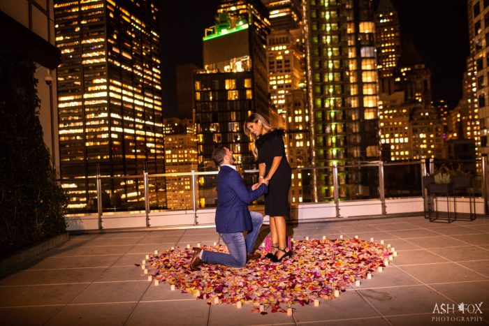 Proposal Ideas NYC Rooftop