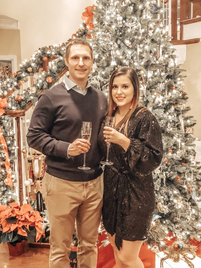 Where to Propose in Family Christmas party