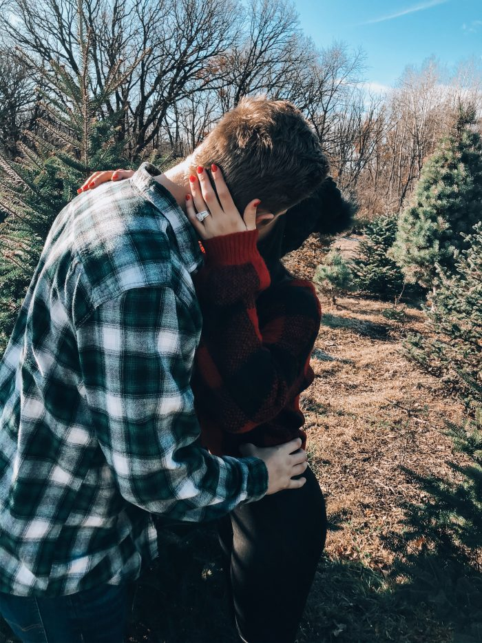 Proposal Ideas The Christmas tree farm my family goes to every year.