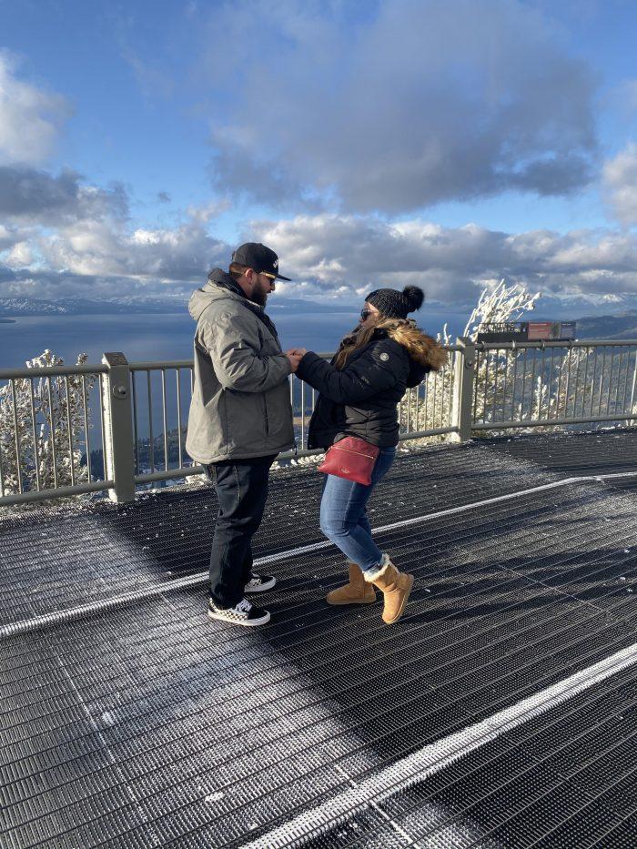 Wedding Proposal Ideas in Heavenly, South Lake Tahoe, CA