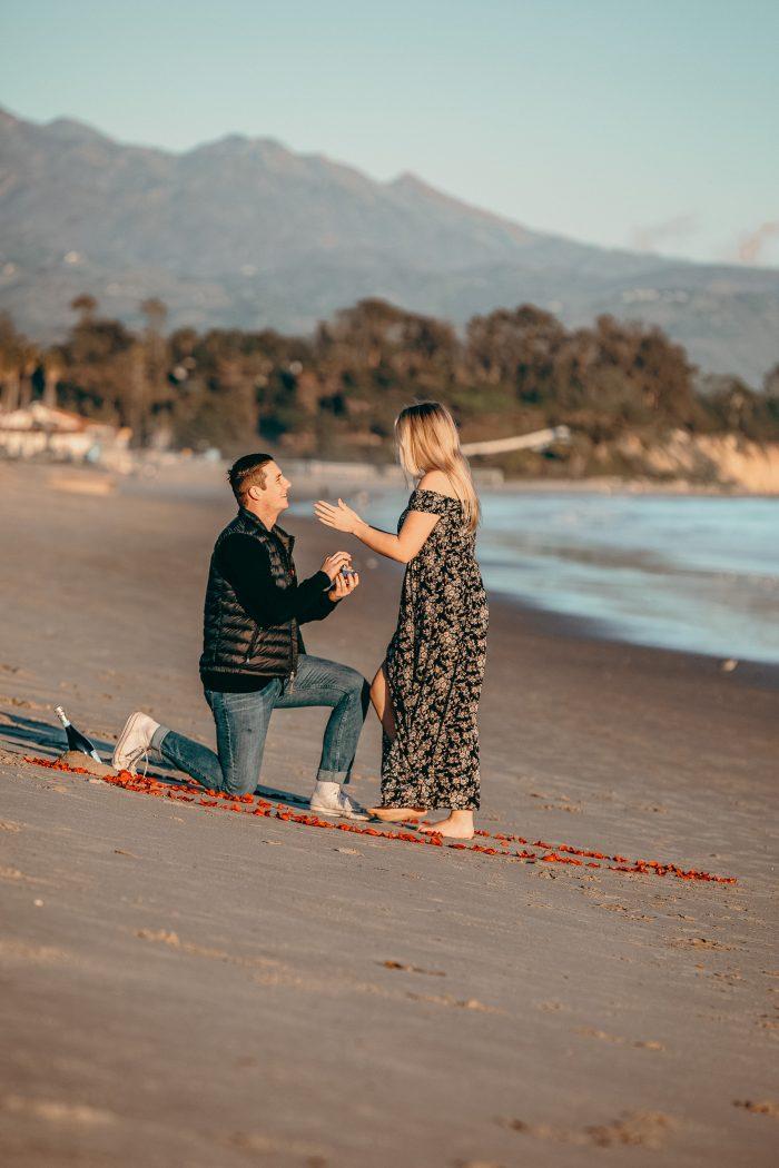 Where to Propose in East Beach, Santa Barbara