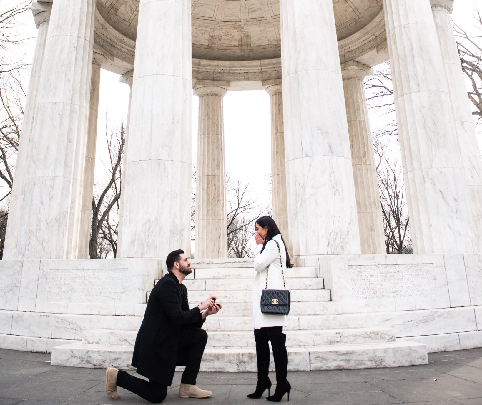 Engagement Proposal Ideas in Washington, D.C.