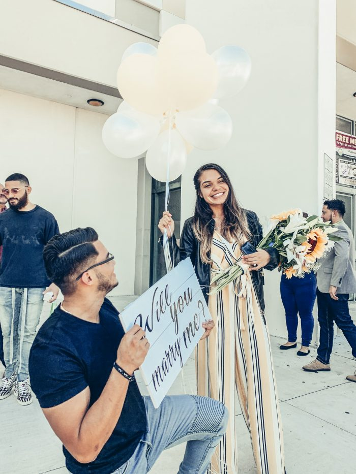 Engagement Proposal Ideas in Church