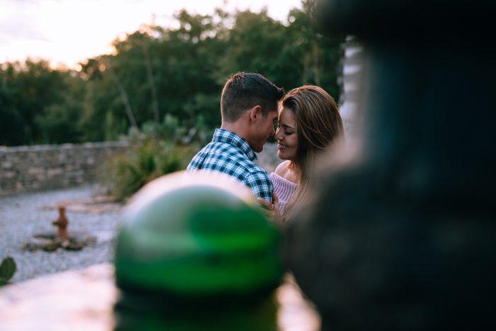 Charlotte Laryssa and Garrett James's Engagement in Wimberley, Texas