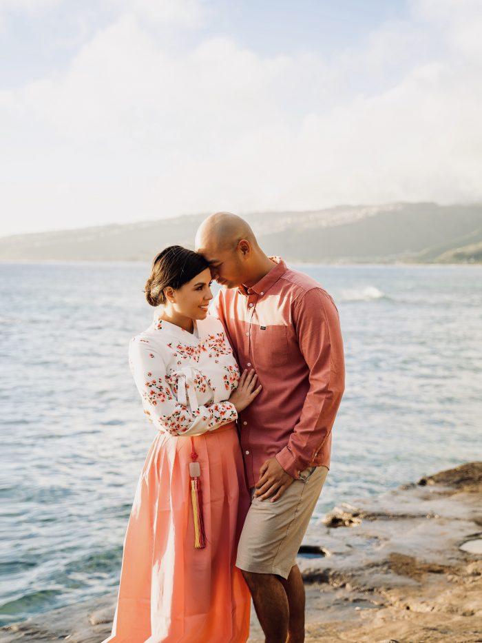 Wedding Proposal Ideas in Chin Walls on Oahu, Hawaii