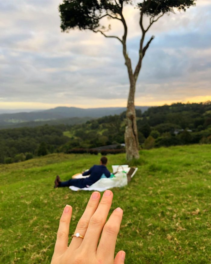 Where to Propose in Maleny, Sunshine Coast, QLD
