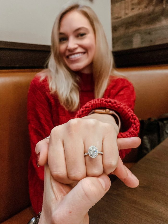 Where to Propose in Cobb's Choose and Cut Christmas Trees