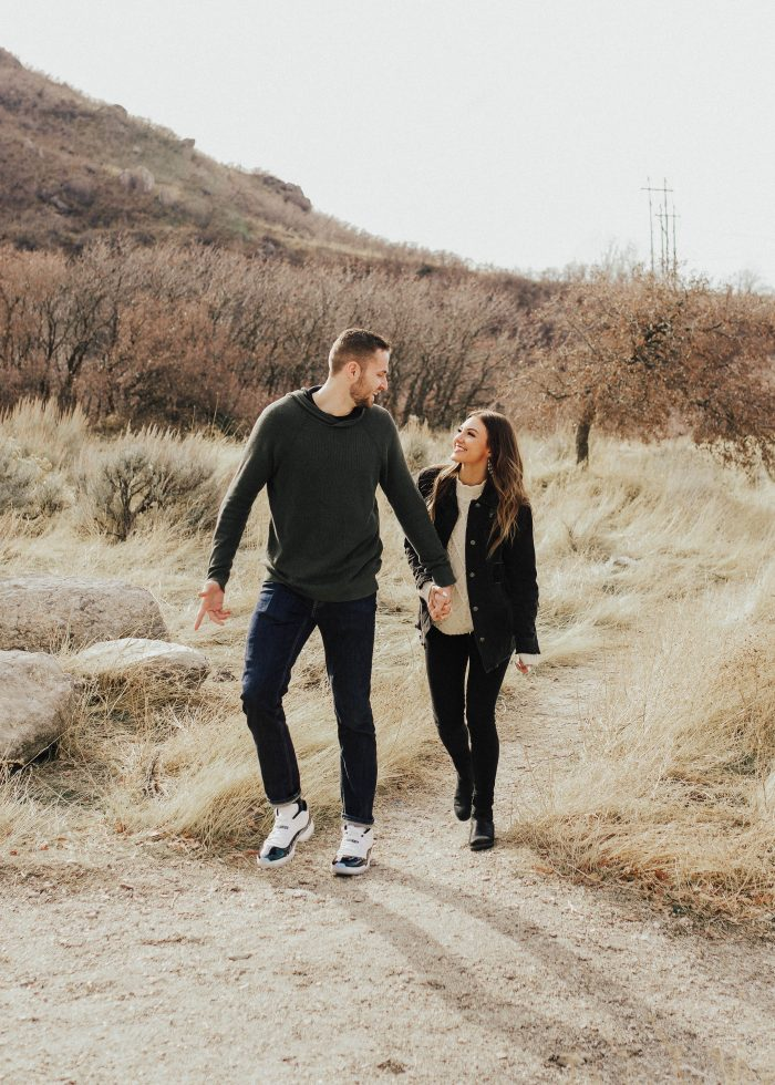 Wedding Proposal Ideas in Rock Canyon Park