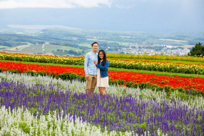 Engagement Proposal Ideas in Hokkaido, Japan
