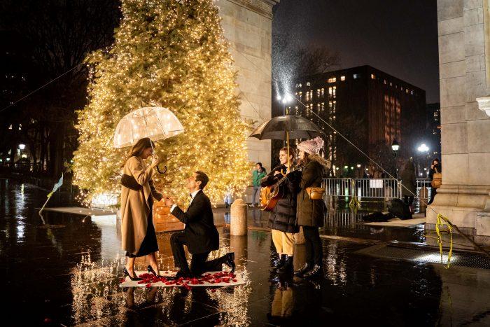 Proposal Ideas New York City - Washington Square Park