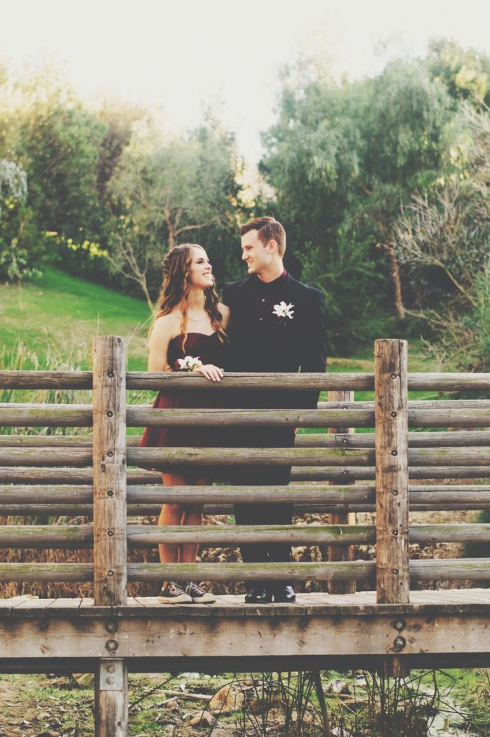 Peyton and Camden's Engagement in Tustin, CA