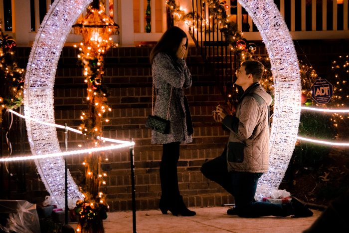 Where to Propose in McAdenville, NC