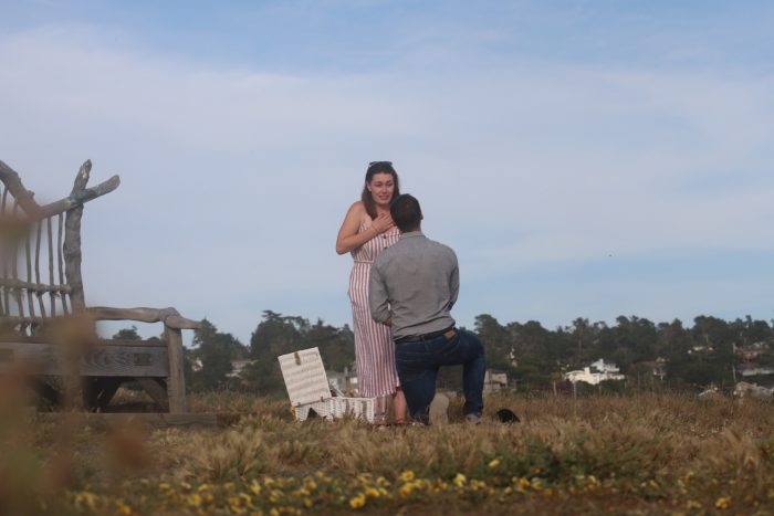 Marriage Proposal Ideas in Cambria, CA