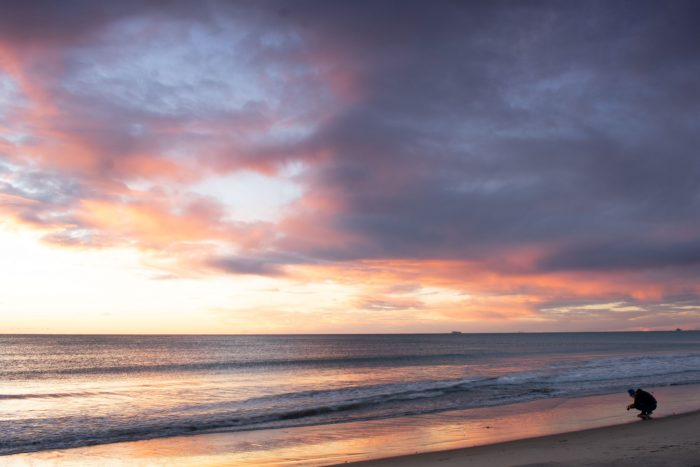 Marriage Proposal Ideas in The proposal was at Waihi Beach in New Zealand