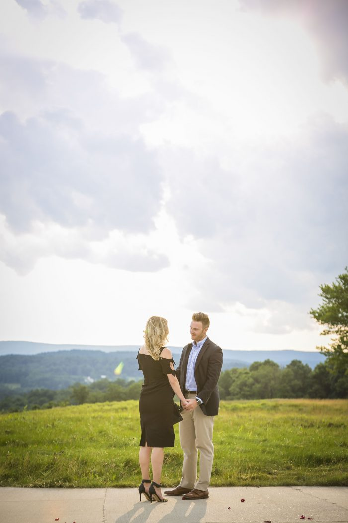 Engagement Proposal Ideas in Nemacolin, PA