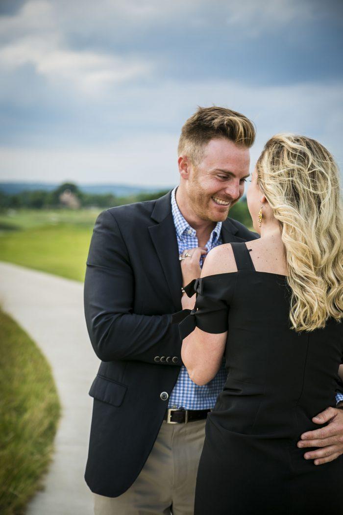Wedding Proposal Ideas in Nemacolin, PA