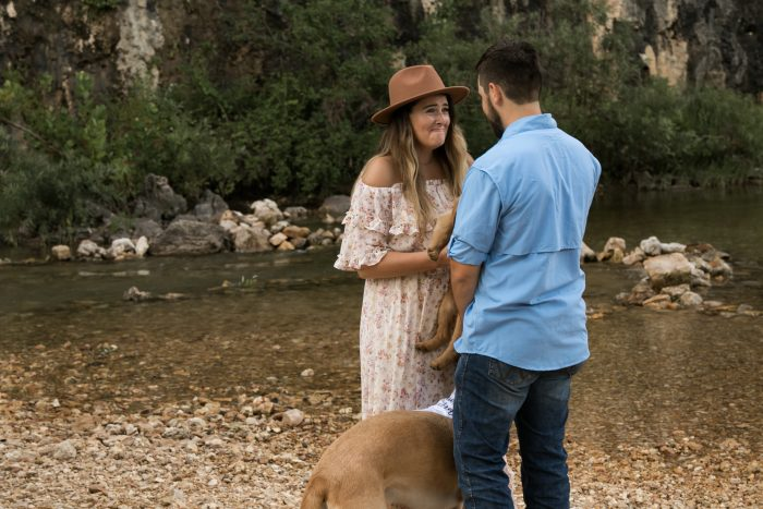 Engagement Proposal Ideas in Echo Bluff State Park