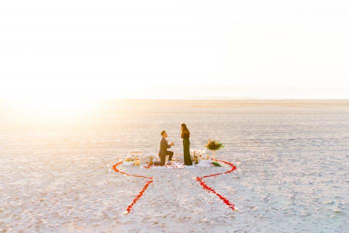Wedding Proposal Ideas in Channel Islands Beach, CA