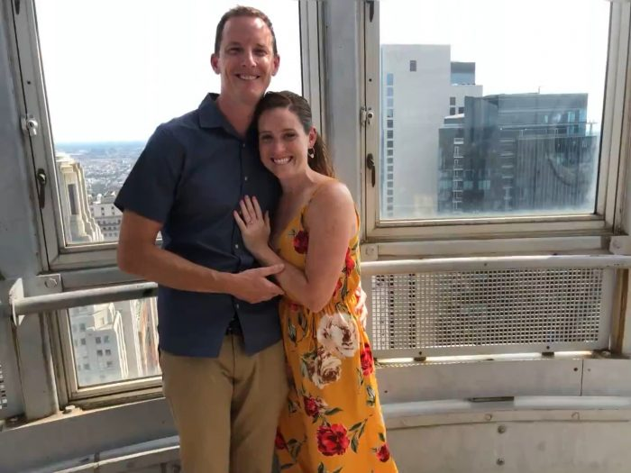 Where to Propose in The top of City Hall, Philadelphia PA
