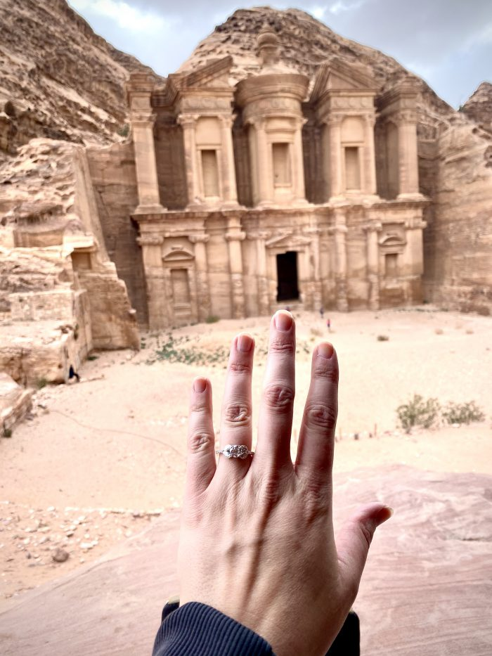 Proposal Ideas Petra, Jordan