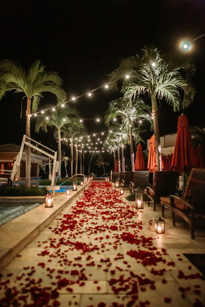 Carly's Proposal in Maui Four Seasons Hotel