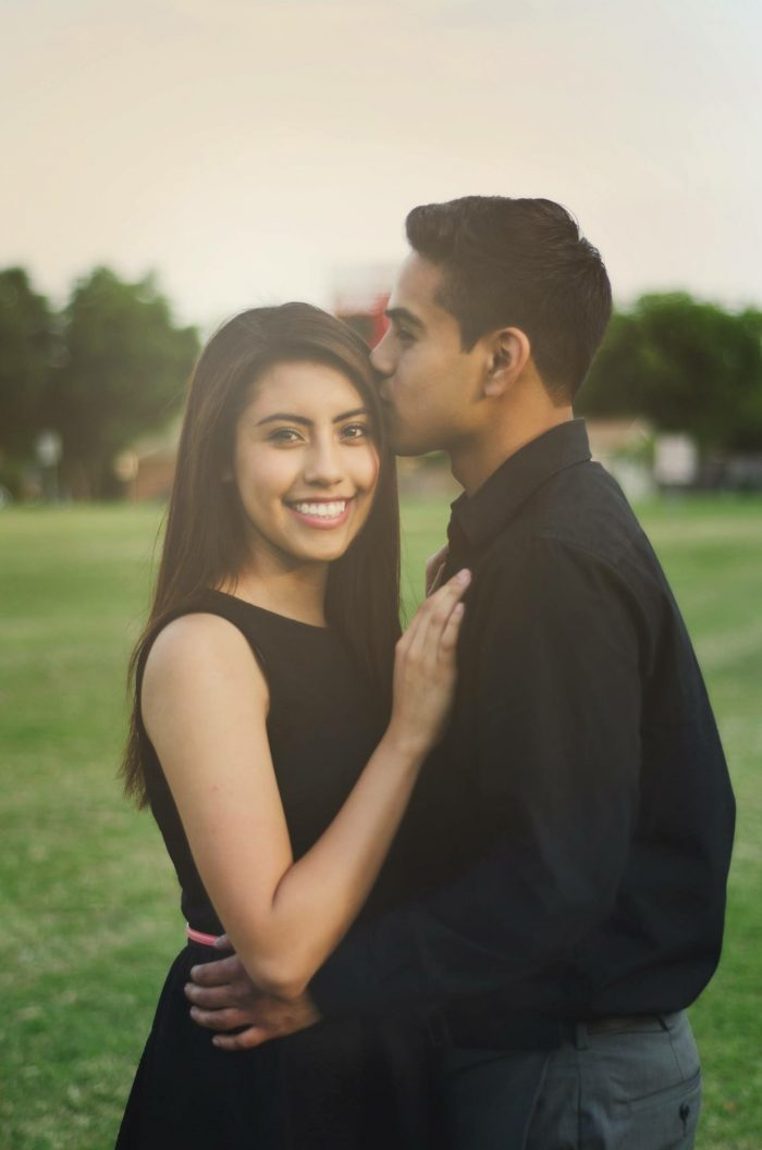Evelyn and Carlos's Engagement in Dallas