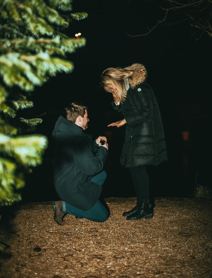 Samantha's Proposal in Voorburg, Holland
