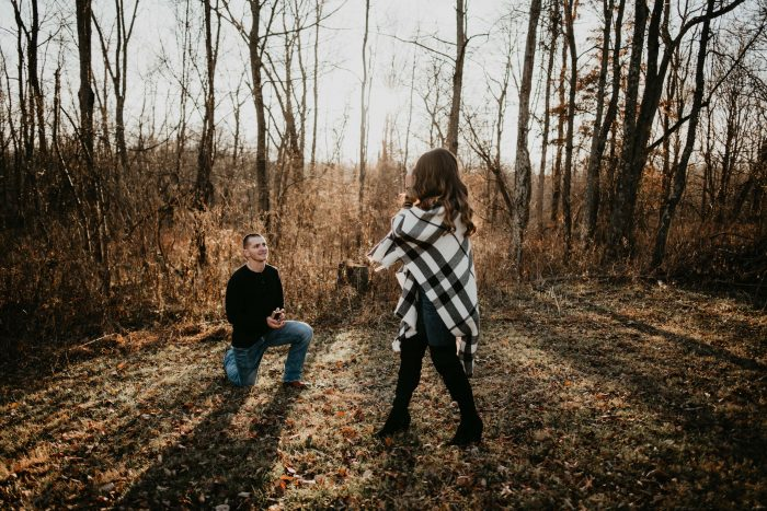 Wedding Proposal Ideas in Ohio