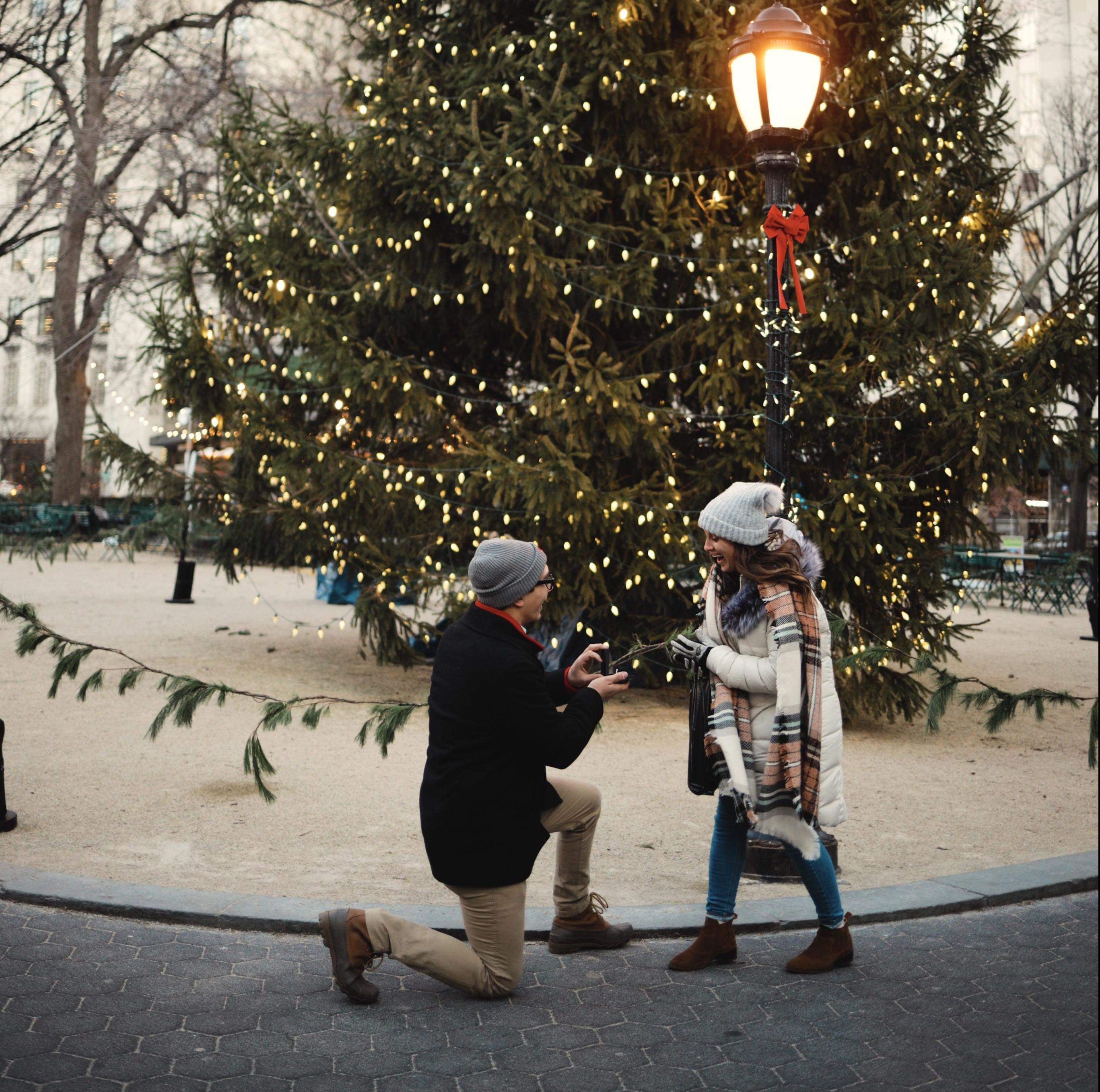 Proposal Ideas Madison square garden New York