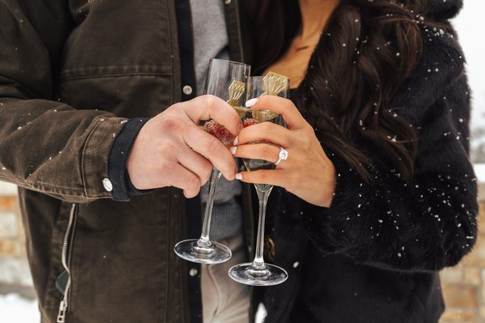 Engagement Proposal Ideas in The St.Regis Hotel- Park City, Utah