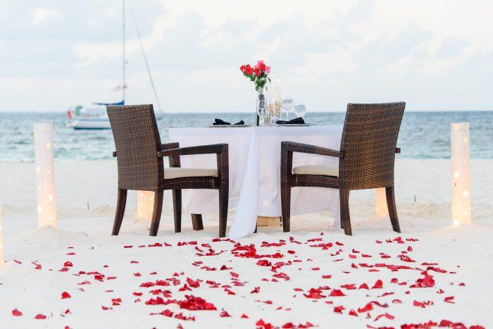 Wedding Proposal Ideas in Cancun Mexico