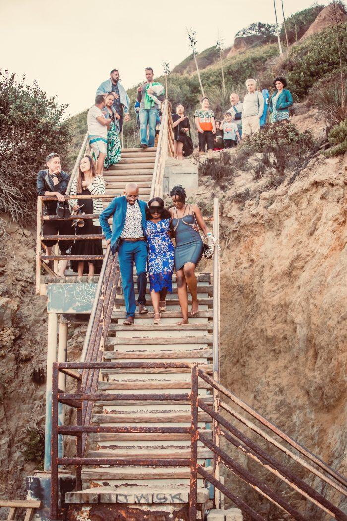 Where to Propose in El Matador Beach in Malibu
