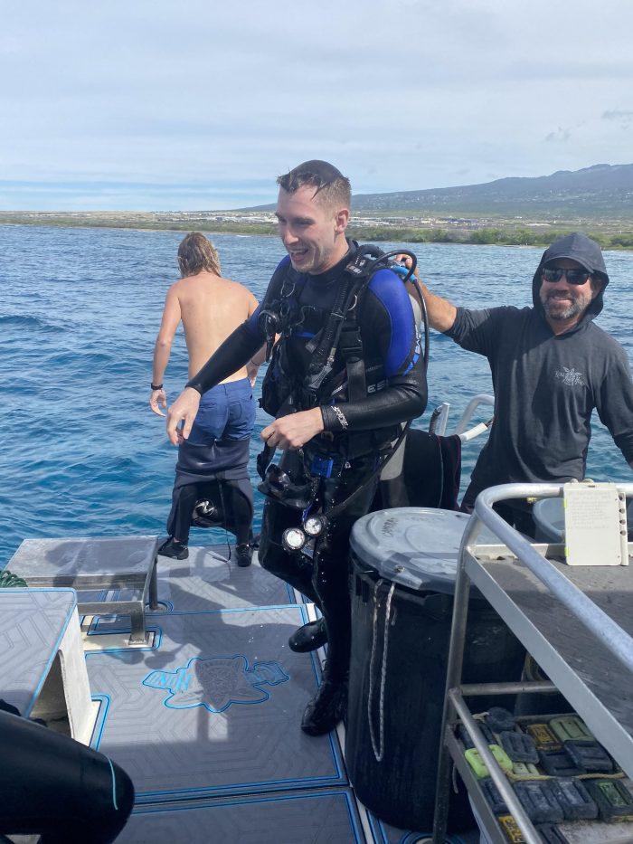 Moriah's Proposal in Hawaii