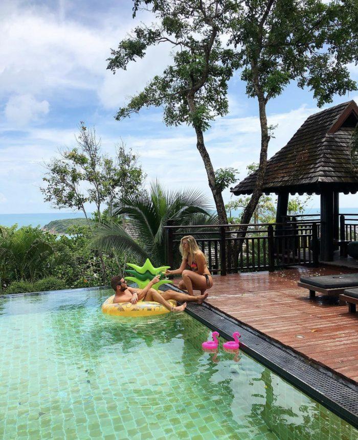 Marriage Proposal Ideas in Koh-Phangan, Thailand