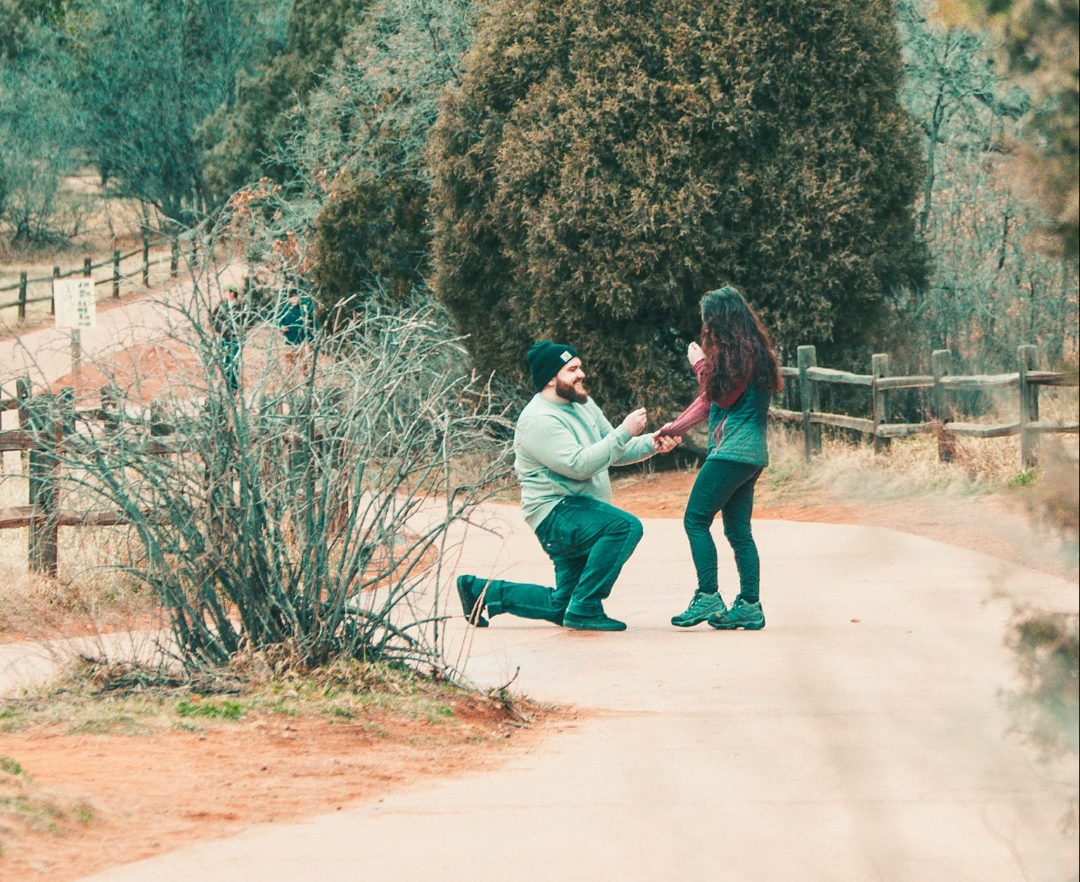 Engagement Proposal Ideas in Garden of the gods, Colorado, Colorado Springs