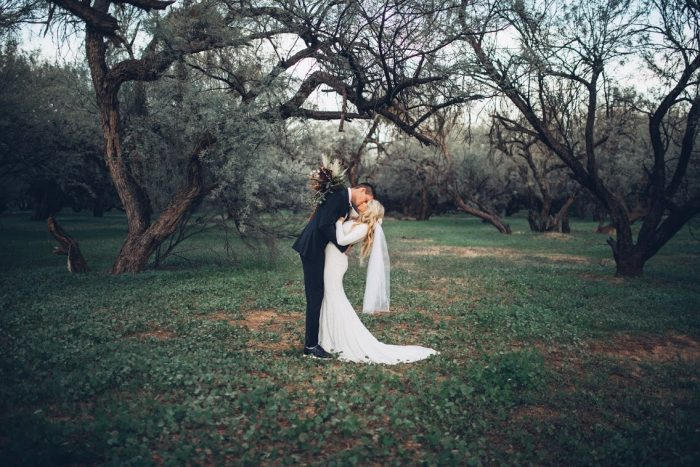Sera and Dustin's Engagement in Payson Arizona