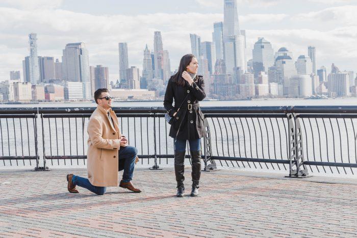 Ryan's Proposal in Hoboken, NJ