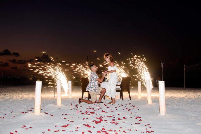 Proposal Ideas Cancun Mexico