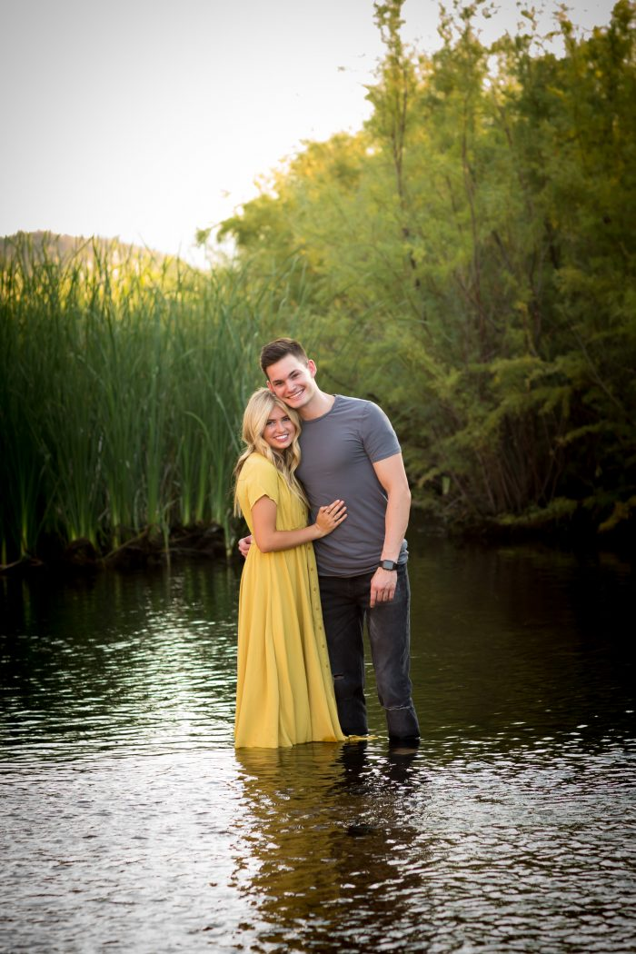Engagement Proposal Ideas in Payson Arizona