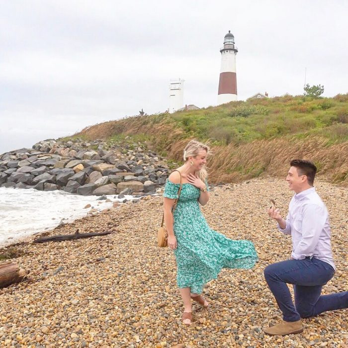 Engagement Proposal Ideas in Montauk, NY