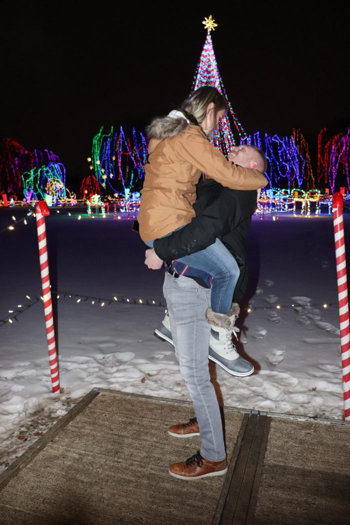Where to Propose in Sibley Park Mankato, MN