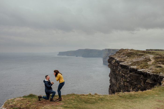 Where to Propose in Ireland