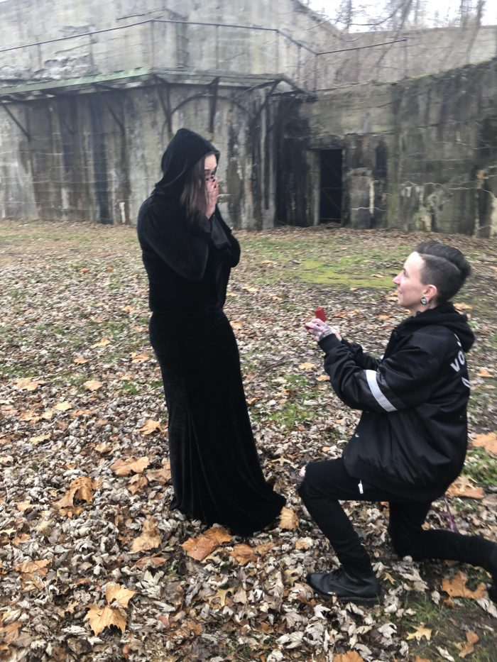 Where to Propose in Fort DuPont, Delaware