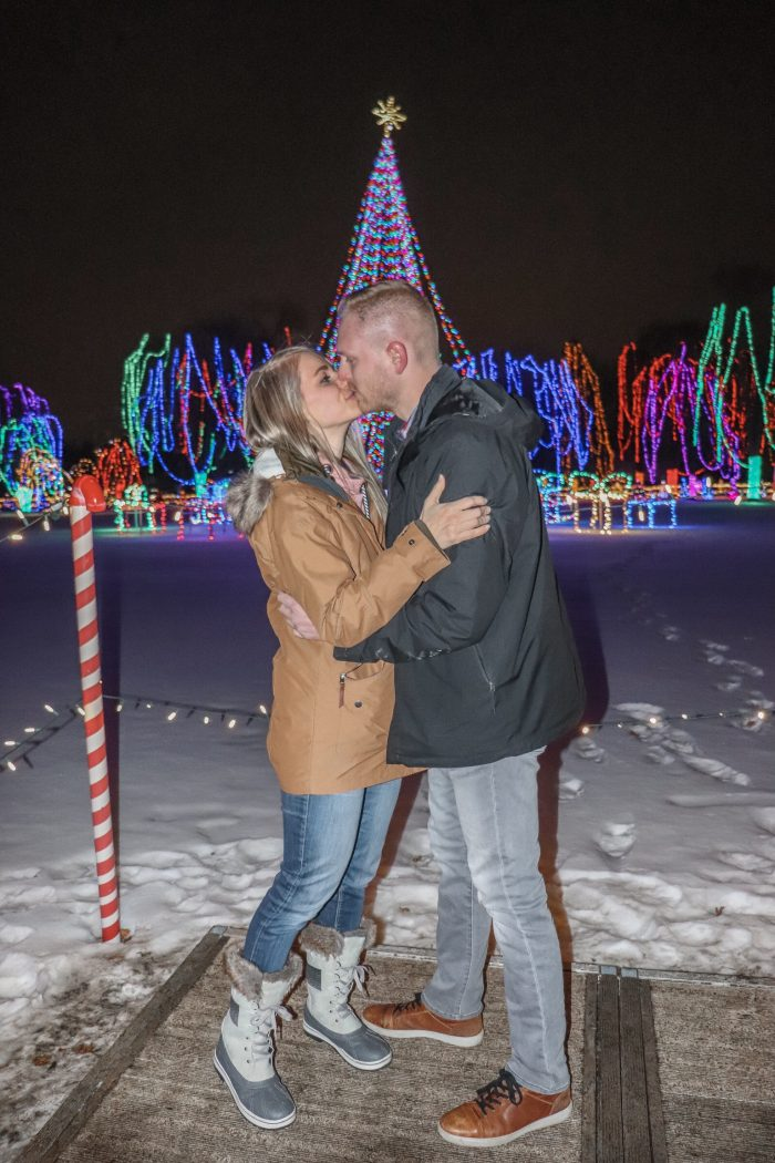 Engagement Proposal Ideas in Sibley Park Mankato, MN