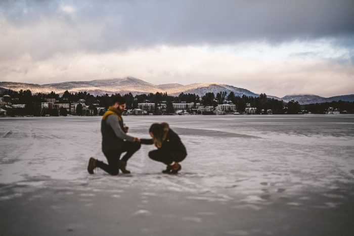 Wedding Proposal Ideas in Lake Placid, NY