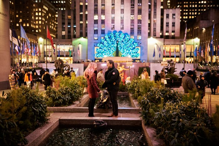 Where to Propose in New York City