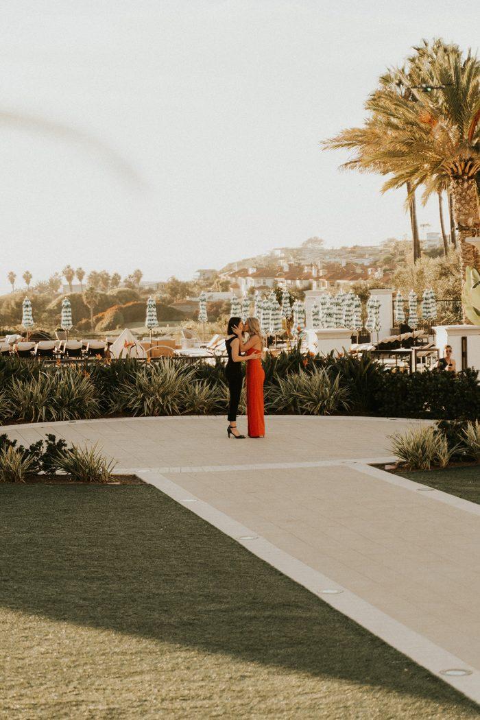 Marriage Proposal Ideas in Monarch Resort, Dana Point, CA