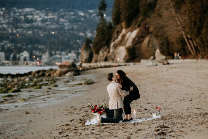 Proposal Ideas Third Beach, Stanley Park